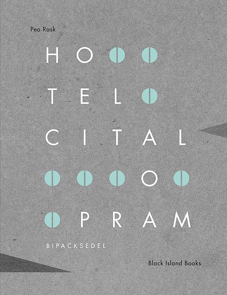 Hotel Citalopram av Peo Rask